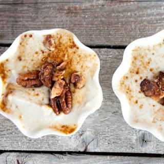 Cocoa Coconut Milk Pudding Recipes