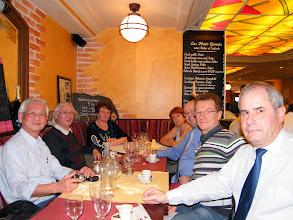 Photo: Assemblée Générale 2010, Françoise GARNIER, Jean-François FOUQUE, Gilbert LESEIGNEUR, Michel FRICOTTEAU, Jean-Claude COLLET et Sam Yun CHEA.