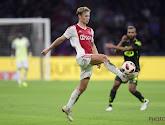 Frenkie De Jong estime que la Juve est un adversaire plus coriace que le Real