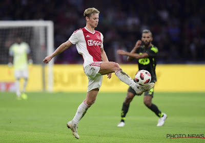 Frenkie De Jong incertain pour le match face au Real
