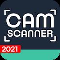 Camera Scanner: Doc Scanner & PDF Converter 2021 icon