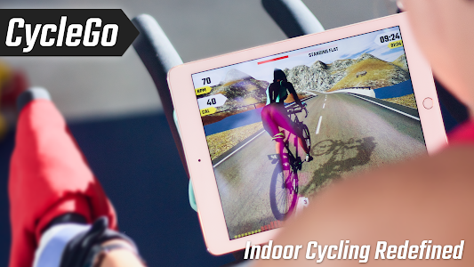 CycleGo - Indoor Cycling Workouts 1.4.0