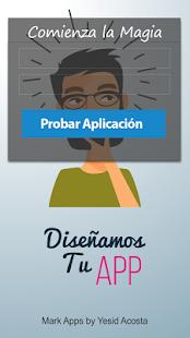 Simulador Mark Apps - náhled