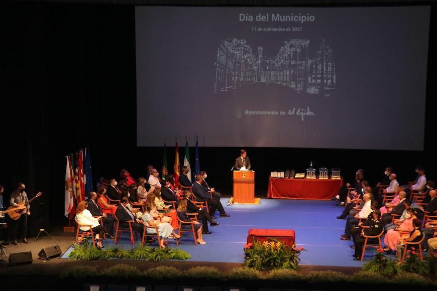 El municipio celebró su día.
