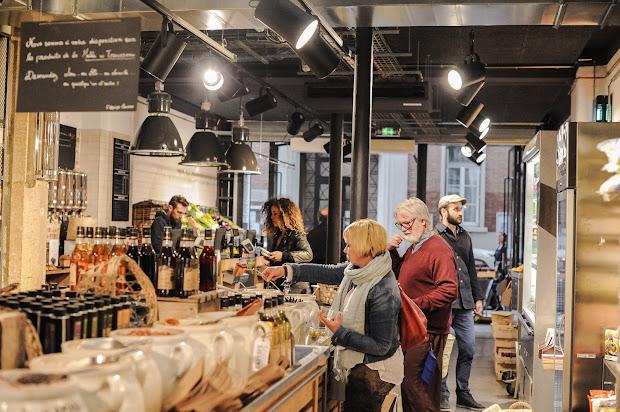 Restaurant et Epicerie : Causses Ouest Marais