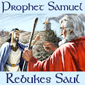 Samuel Rebukes King Saul (KJV) icon