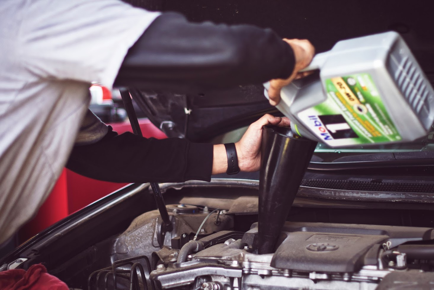 Forget 3,000 Miles: How Often to Change Your Car Oil