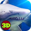 Wild Angry Shark Simulator 3D icon