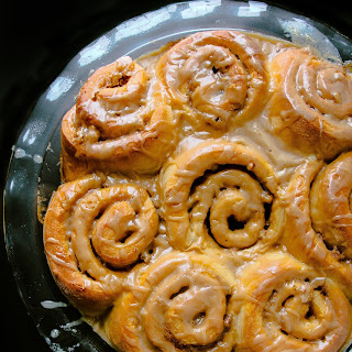 Homemade Melt-In-Your-Mouth Maple Rolls