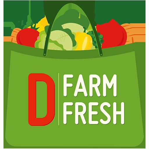 D Farm Fresh - Cleaned Vegetables & Fruits (Pune)