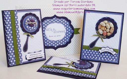 Scrapbook photos - Tarjetas de navidad manuales ...