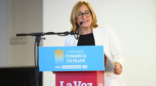 """Esperanza Pérez: """"Esto no es de Níjar, esto es de Almería"""""""