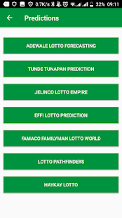 Golden Chance Lotto Results & Predictions for PC / Windows 7