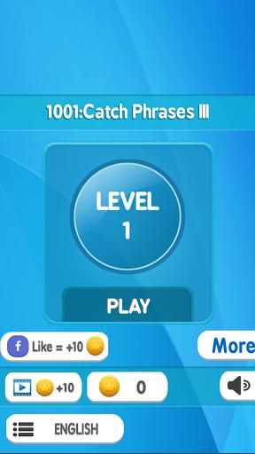 1001: Catch Phrases III