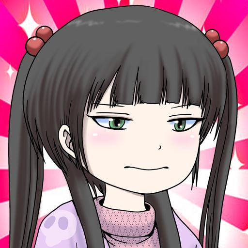 オタサーの姫 ~僕らの姫はデリケート~ 動作 App LOGO-APP試玩