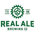 Logo of Real Ale Brewers Cut #1 Signature Hop Pale Ale