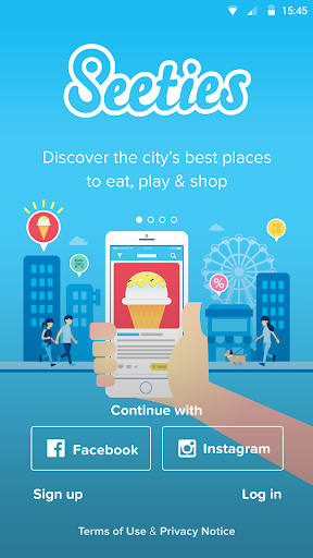 Seeties - 探索你城市里吃喝玩乐的好去处