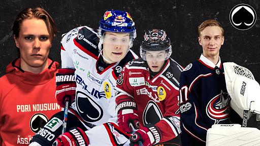 Liigajoukkueen pelaajista Jakob Stenqvist, Lenni Killinen, Otto Kivenmäki sekä Daniil Tarasov ovat tällä hetkellä leireillä