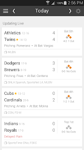 Baseball Schedule for Angels: Live Scores & Stats - náhled
