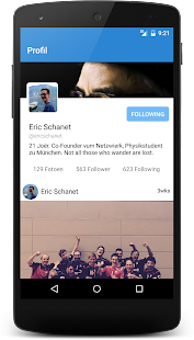 Social Network- screenshot thumbnail