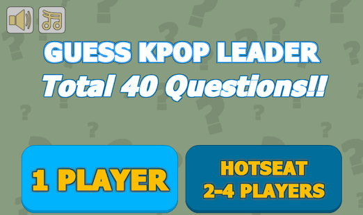 Guess Kpop Leader *NEW* - náhled