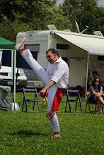 Photo: Petite danse Basques pour le juge