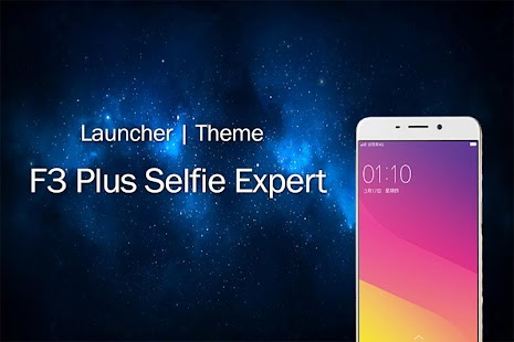 Theme for Oppo F3 Plus Selfie - náhled
