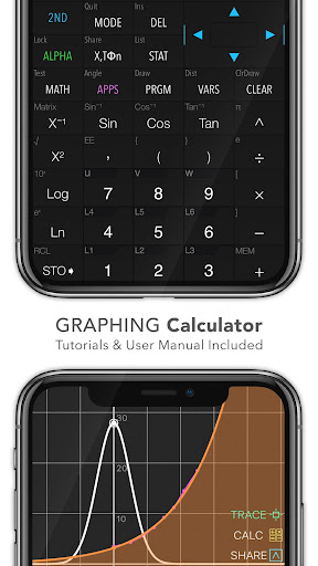 Graphing Calculator Plus (X84)  image 0