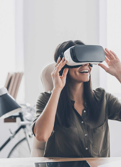 Augmented reality and virtual reality are expected to drive $120 billion and $30 billion respectively.