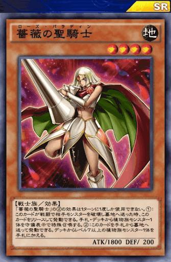 薔薇の聖騎士