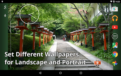 Image 2 Live Wallpaper - screenshot thumbnail