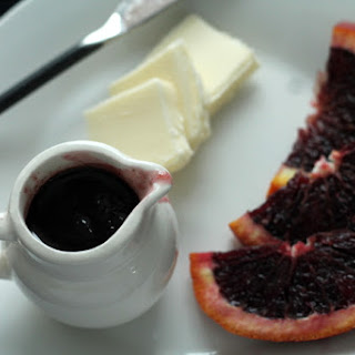 Blood Orange Cinnamon Sauce Recipe