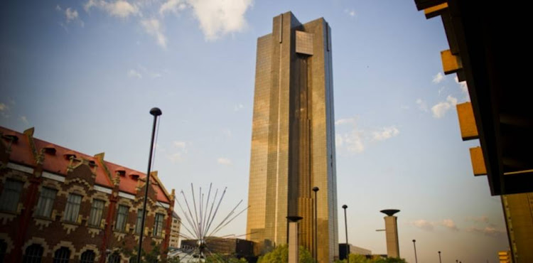 The South African Reserve Bank building in Pretoria. Picture: GALLO IMAGES