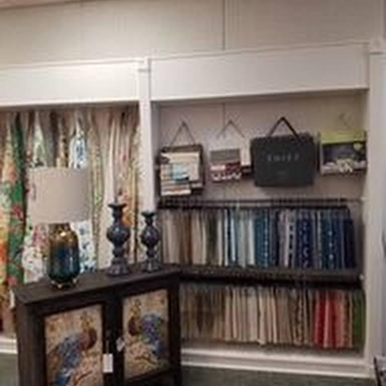 Fabric & Furniture Store In
