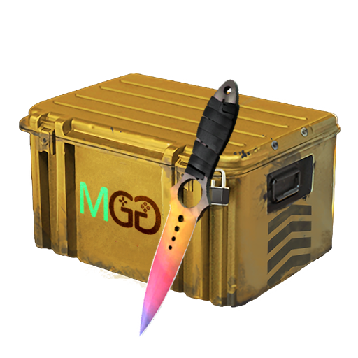 Case simulator CS: GO with real things