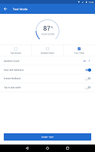 Quizlet Flashcards & Learning Screenshot 15