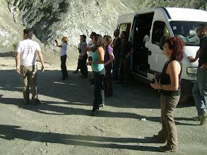 Photo: Clientes llegando a Cerro Alkazar