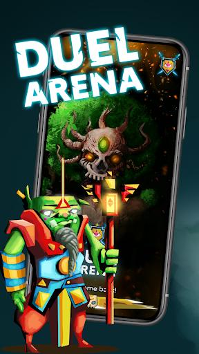 TopCog's Duel Arena - Hero Battle Game 1.0.8 screenshots 1