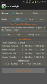 Weight Calculator Apk Download Free for PC, smart TV