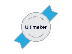 Ultimaker 2+ Connect Extended Enhanced Service Plan (3 Years of Warranty Protection)