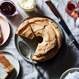 Effortless Angel's Food Cake.