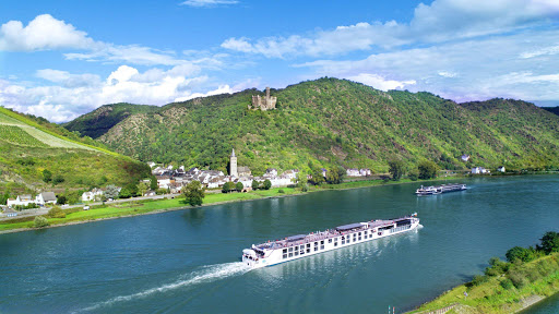crystal-mahler.jpg - The 106-passenger Crystal Mahler offers luxury river cruising on the Danube, Main and Rhine rivers.
