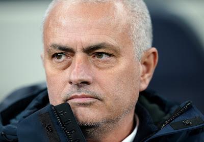 """Mourinho furieux : """"Le monde entier a vu un penalty"""""""