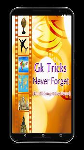 Gk Tricks Never Forget - náhled