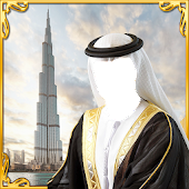 Arab Man Best Photo Maker