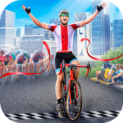 Crazy Bicycle Race - Mad Tricks
