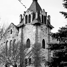 by Heather Gustner - Buildings & Architecture Places of Worship