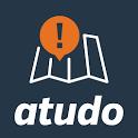 Verkehrslage und Stau by atudo icon