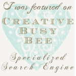 creative busy bee - scrapbook freebies search engine