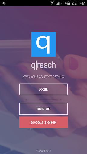 q reach alpha version